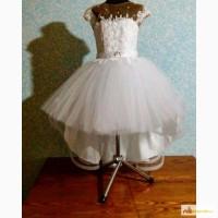 Нарядное детское платье трансформер выпускного выпускное выпускной пышное ...