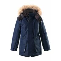 Зимняя куртка парка для мальчика подростка ReimaТec. Размер 152