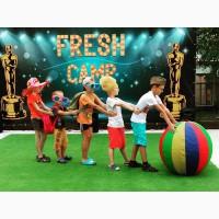 Fresh C Pushcha Lager (Фреш кемп Пуща Водица Лагерь) осенние #каникулы 2020 Киевская