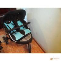 Продам коляску для двойняшек зима-лето MAMALOVE