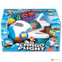 Игровой набор Грузовой самолет K12421 Keenway