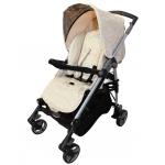 Прогулочная коляска Babylux Carita (4 колеса) аналог Peg-Perego Si