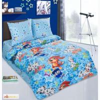 Купить детское постельное белье, Комплект Скейтборд