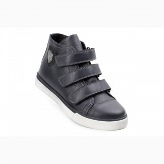 Кожаные ботинки тм FeSS