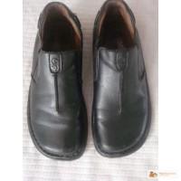 Кожаные туфли BOBIKE.S на мальчика р.39 б/у