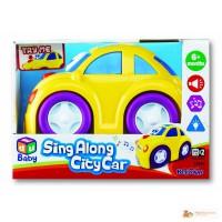 Машинка Keenway Веселое Такси К12843