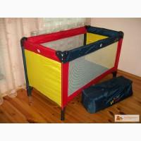 Продам детский манеж-кровать Baby Club (складной)