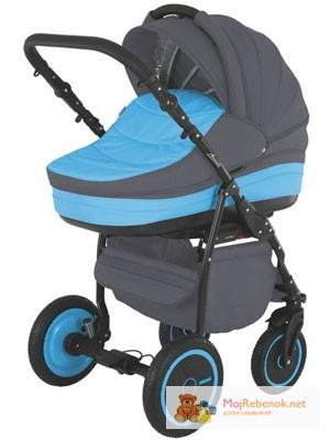 Фото 3. Коляски для новорожденных, Adamex Enduro