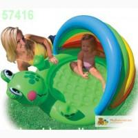 Детский надувной бассейн Intex 57416 Веселый лягушоно