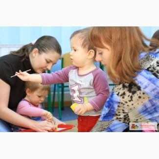 Развивающие занятия для детей от 1 года на Оболони.