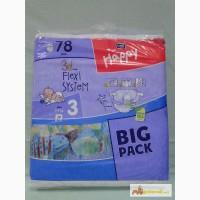 Подгузники Happy Big pack(Хэппи), ТМ Bella