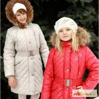 Пальто для девочки на пуху Baby Line Z50-14 размер 134