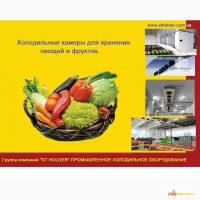 Промышленные холодильные технологии для Агромпрома
