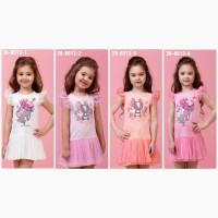 Платье для девочки 38-8012 zironka рост 98, 104, 110, 116, 122, 128