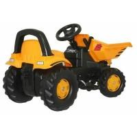 Детский веломобиль cамосвал Rolly Toys «RollyKid Dumper JCB»