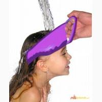 Защитный козырёк с ручкой для мытья головы без слез Lewin ТМ