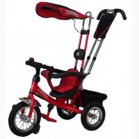 Велосипед 3-х колісний Mini Trike над. на спицях червоний