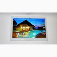 10, 1 Планшет Samsung Galaxy Tab 2Sim - 8Ядер, 4GB Ram, 32Gb ROM, золотой