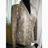 Стильная женская кожаная куртка DINO*Z. Лот 226