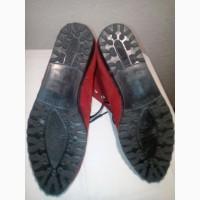 Ботинки женские Rositca из натуральной замши. Безопасная покупка