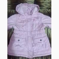 Куртка на девочку 86-92 р