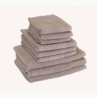 Полотенце махровое Terry Lux, Style 500, микрокотон, цвет светло коричневый