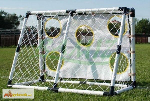 Фото 2. Футбольные ворота для детей и аксессуары арт HF548