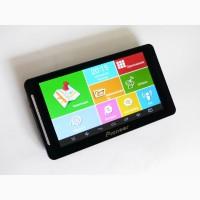 7#039;#039; Планшет Pioneer G716- GPS+ 4Ядра+ 8Gb+ Android