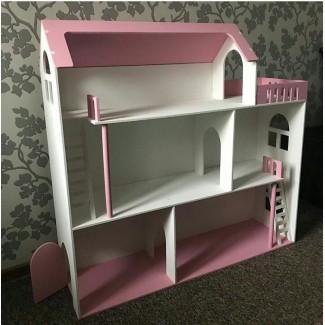 Кукольный домик/Домик для Барби/Домик для кукол