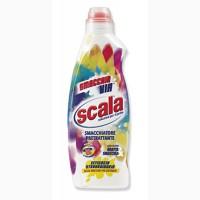 Пятновыводитель для белых и цветных вещей со щеткой Scala (0, 5 л.)