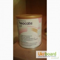 Продам лечебну смесь для недоношенных и маловесных детей Neocate LCP