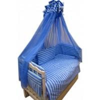 Акция! Набор для сна: постельное 8 элементов + матрас ортопед кокос