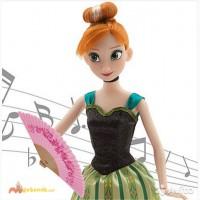 Набор поющая кукла Анна с аксессуарами