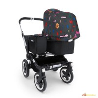 Bugaboo Donkey Twin + Andy Warhol Limited Edition
