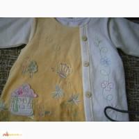 Костюмчик на маленькую принцессу 3-6 месяцев
