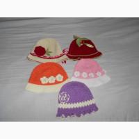 Шляпки-панамки для девочек