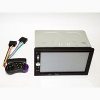 Автомагнитола 2din Pioneer 7022 USB+BT+SD