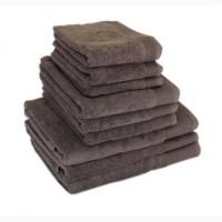 Полотенце махровое Terry Lux, Style 500, микрокотон, цвет коричневый
