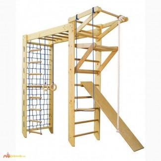 Детский спортивный из дерева, Sport 5-220