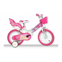 Велосипед детский Dino Bikes Barbie 16 дюймов 166R BA