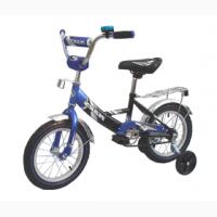 Дитячий велосипед Mars 16 (з ручним гальмом та ексцентриком)