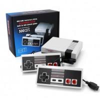 Приставка Mini Game Anniversary Edition 500 игр (аналог Nintendo Entertainment System)