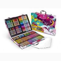 Большой набор для рисования Крайола / Crayola 140 предметов