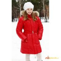 Пальто на пуху Baby Line Z47-14 размеры от 140, 146, 152