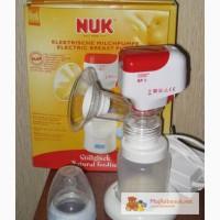 Электрический молокоотсос NUK