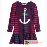 Новое платье от HM на девочку 1,5-2 года