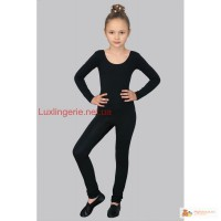 Тренировочная одежда для гимнастики, акробатики и хореографии для детей