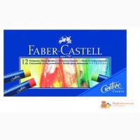 В наличии масляная пастель Faber Castell12 цв.127012