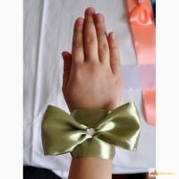 Аксессуары для девичника, свадьба, бантики на руку