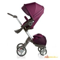 Stokke Xplory - Upgraded Chassis and seat